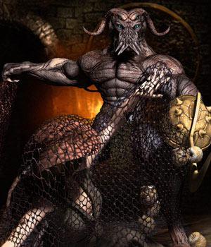 S1M Mythos: Nyhlloghast Gladiator