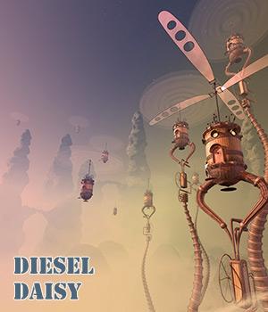 Diesel daisy