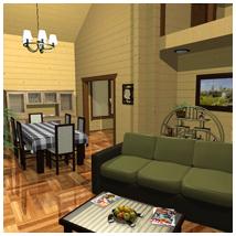 STZ Modern cottage