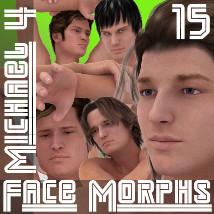 Farconville's Face Morphs 15 for Michael 4
