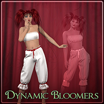 Dynamic Bloomers
