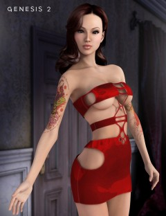 Nocturnal for Genesis 2 Female(s)
