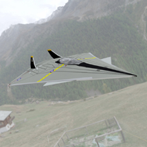 FA-70 Panther (for Poser)