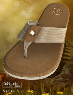 Flip Flops for Genesis 2 Female(s)