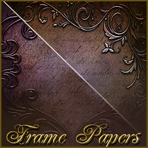 Pretty Frame Papers