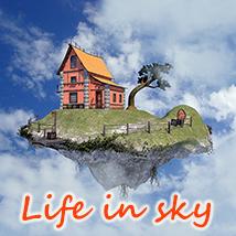 Life in sky