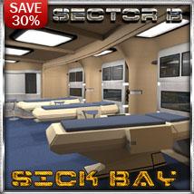 Ship Elements B4: Sick Bay