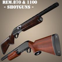 Rem. 870 & 1100 Shotguns