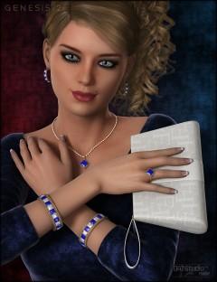 Glamorous Riva Accessories