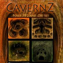 CavernZ Landscape Props