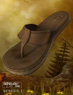 Flip Flops for Genesis 2 Male(s)