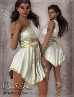 Callidora Outfit