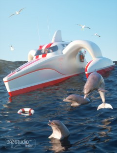 Ship Dolphin