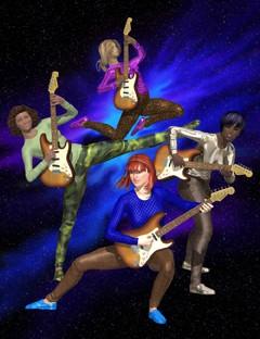 Rock Star Action Victoria 5