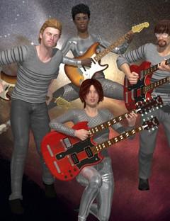 Electric Guitar Player Bundle