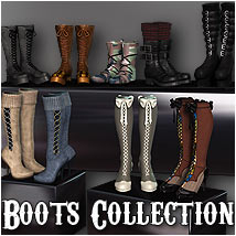 RPublishing's Boots Collection