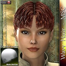 Wavy Hair- MSC
