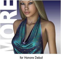 MORE Textures & Styles for Honore Debut
