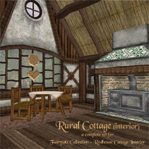 Rural Cottage Interior