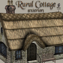 Rural Cottage Exterior