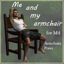 Me and my armchair for M4