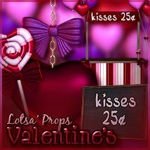 Lotsa Props- Valentine's Edition