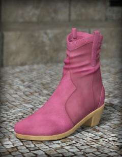 Patchwork Shoes 4