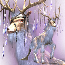 Enchanted Forest: Kirin