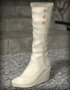 Patchwork Shoes 3