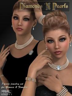 Diamonds 'N Pearls