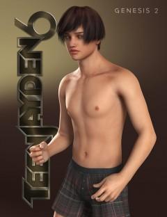 Teen Jayden 6