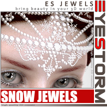 ES Snow Jewels Set (Baylee)