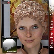 Painter Hair- MSC