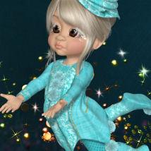 DA-LittleStar for Kiki Frosty