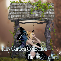 Fairy Garden Collection- Wishing Well