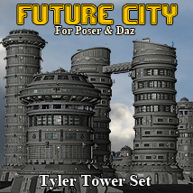 Future City Tyler Tower
