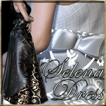 Selena Dress V4-A4-G4