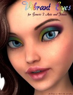 Vibrant Eyes