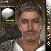 Soldier Hair- MSC