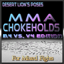 MMA Choke Set- M4 vs. V4 Edition