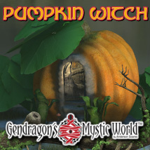 G3D Pumpkin Witch