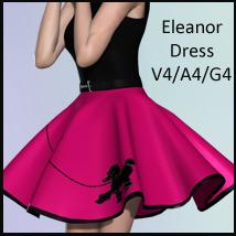 Eleanor Dress V4-A4-G4