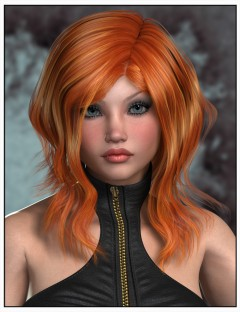 Capucine Hair Color