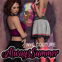 NYC Couture: Always Summer
