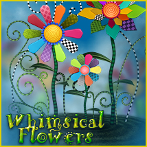 SV's Whimsical Flowers