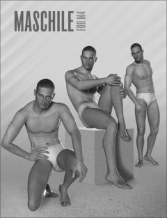 Maschile Pose Set for M4