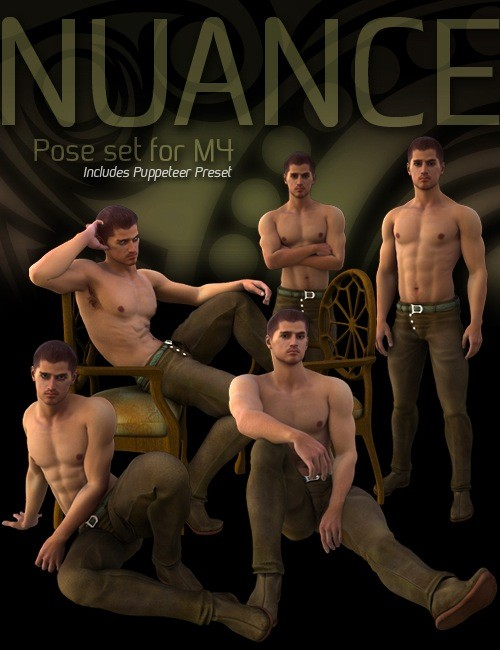 Nuance Pose Set for M4