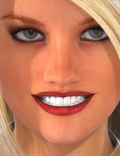 Smile Delight for Genesis 2 Female(s)