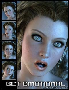 Get Emotional Expressions for V4
