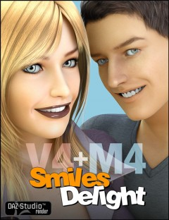 Smiles Delight V4 and M4 Bundle